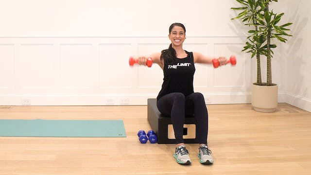 20 Minute Non-Weight Bearing Workout 5