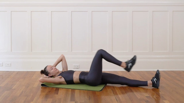 5 Minute Floor Abs