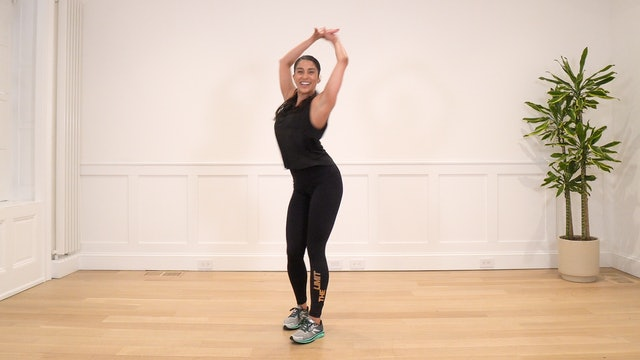 20 Minute Non-Impact Dance Cardio