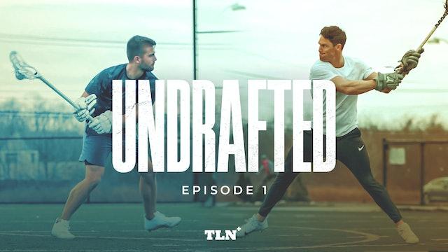 Episode 1 - Chris Hogan: UNDRAFTED