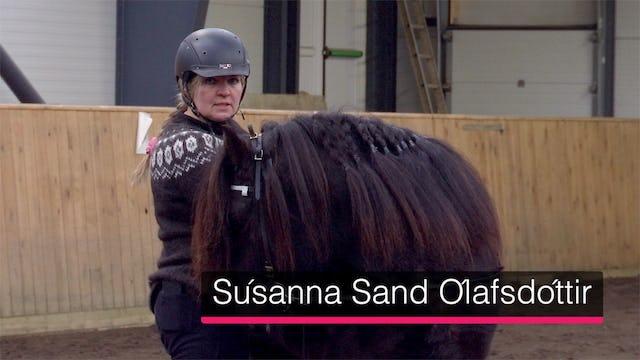 Súsanna Sand Ólafsdóttir