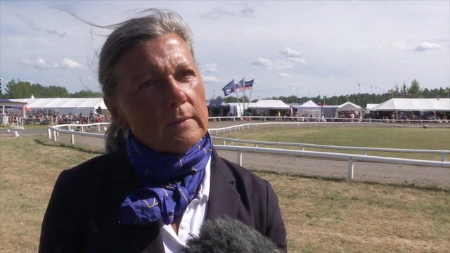 Lisa Olofsson - Vad tittar domarna på?