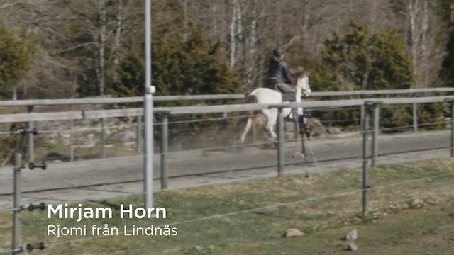 Mirjam Horn Rjomi från Lindnäs