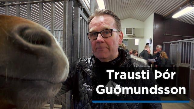 Trausti Þór Guðmundsson