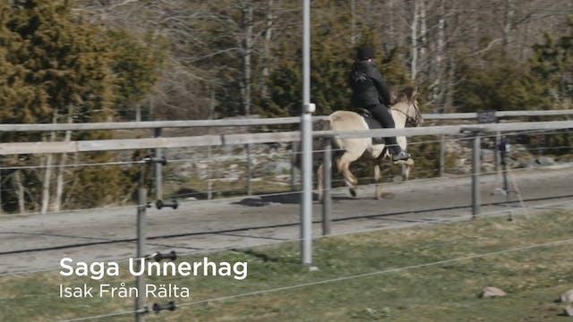 Saga Unnerhag  Isak Från Rälta