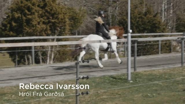 Rebecca Ivarsson  Hrói Frá Garðsá