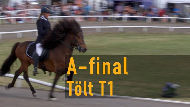 A-final Tölt T1