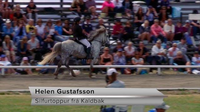 Helen Gustafsson [S] - Silfurtoppur f...