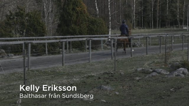 Kelly Eriksson Balthasar från Sundsberg