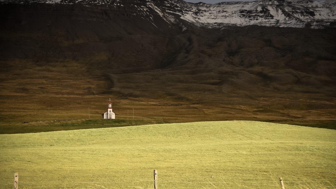 Visit the farm Sunnuhvoll and Guðmar Þór Pétursson at Staðarhus