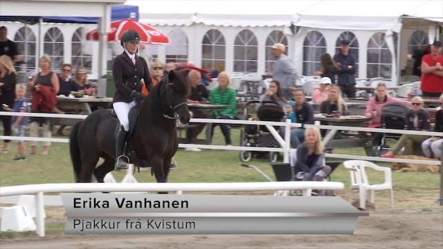 Erika Vanhanen  - Pjakkur frá Kvistum