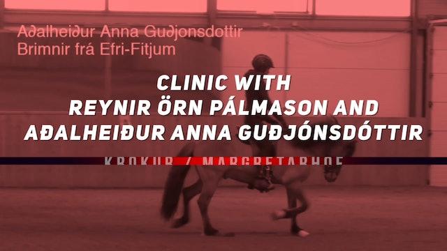 Clinic på Krokur