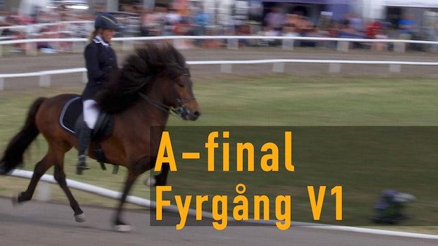 A-final Fyrgång V1