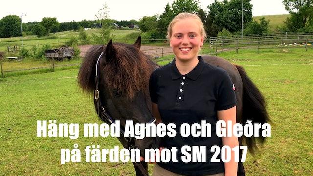 Agnes och Gleðra satsar på SM