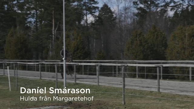 Daníel Smárason Hulda från Margaretehof