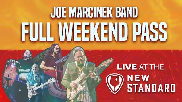 Joe Marcinek Band - THREE NIGHT PASS