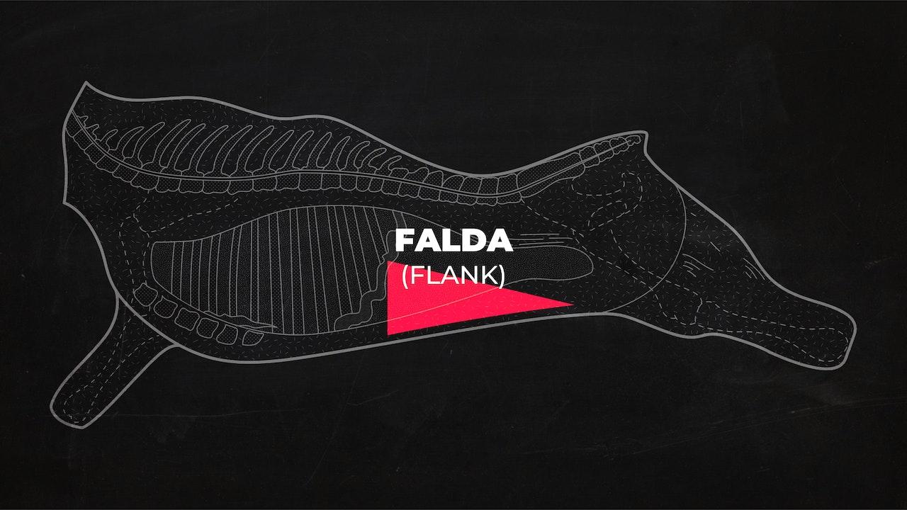 Falda (Flank)