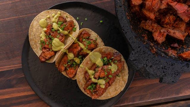 Tacos Curchipotle