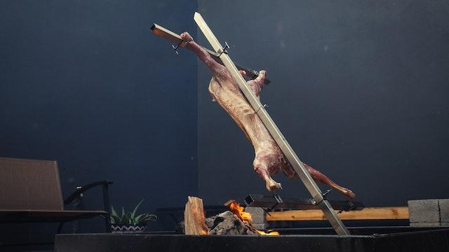 Cocinar con fuego vivo (PDF)