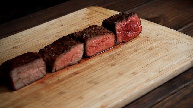 Los términos de la carne