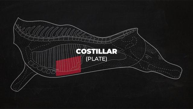 Costillar (Plate)