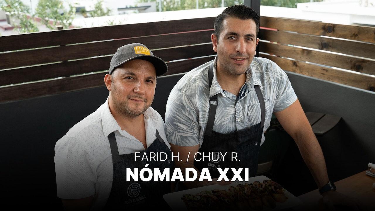 NÓMADA XXI