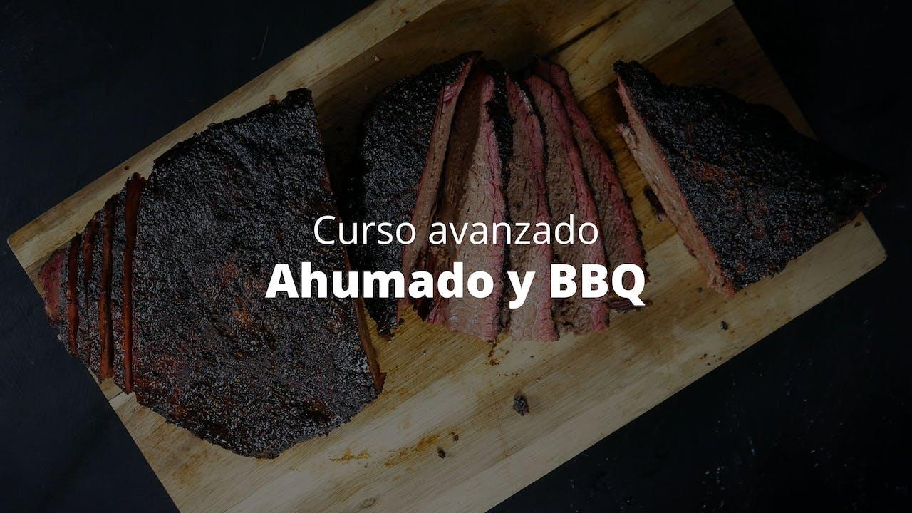 """Curso """"Ahumado y BBQ"""""""