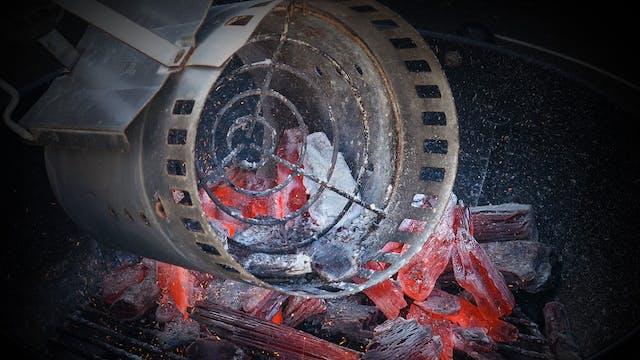 Encendido del carbón