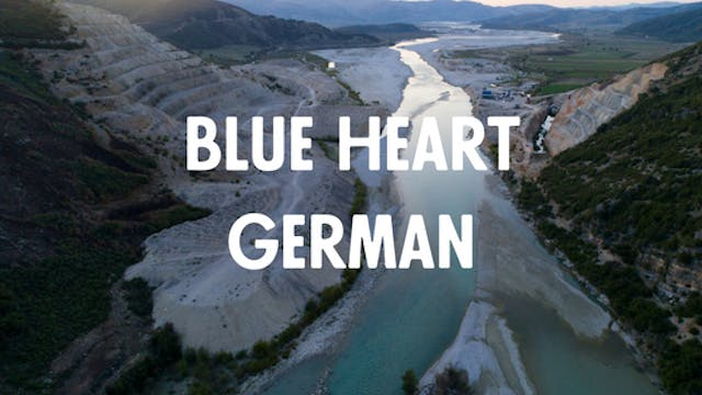 Blue Heart - German €50