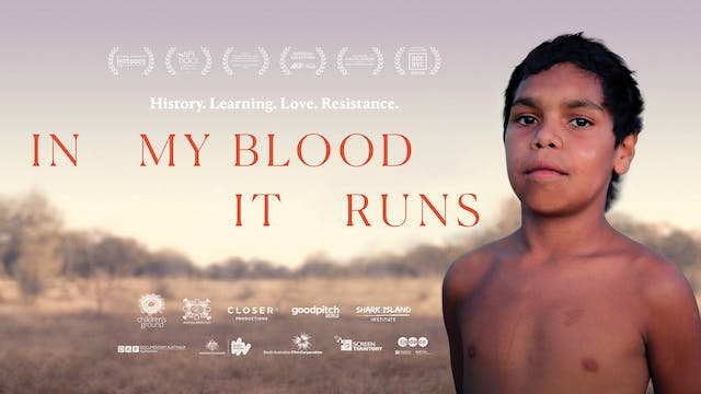 Kinokulture Cinema  - In My Blood It Runs