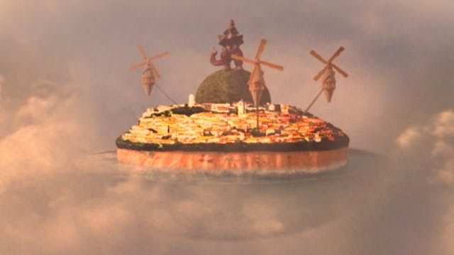 The Distant City Uqbar