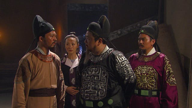 Di Renjie 3 - Episode 32