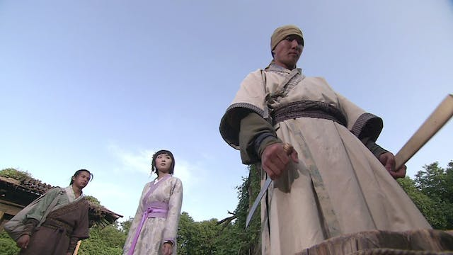 The Shaolin Warriors - Episode 27