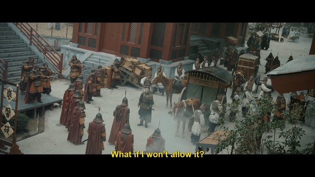 Legend of Hao Lan - Episode 38