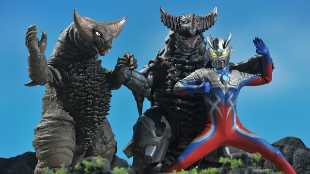 Ultraman Zero vs. Darklops Zero Part 1: The Darkness Demon Bullet