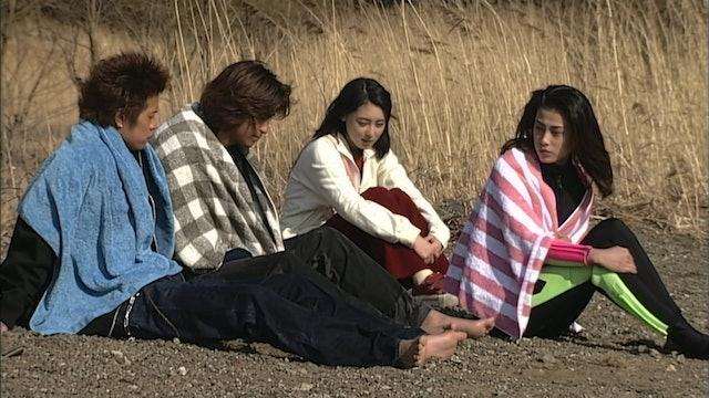 Kamen Rider Agito - Episode 12