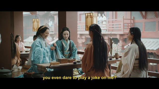 Legend of Hao Lan - Episode 2