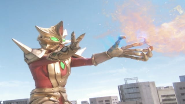 Threatening Mebius-Killer