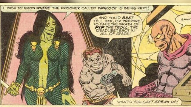 Interview with Jim Starlin