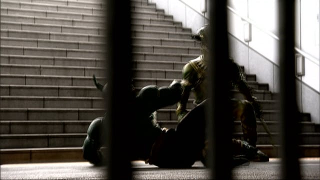 Kamen Rider Agito - Episode 34