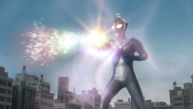 Ultraman Saga Chapter 2: Zero's Hardship