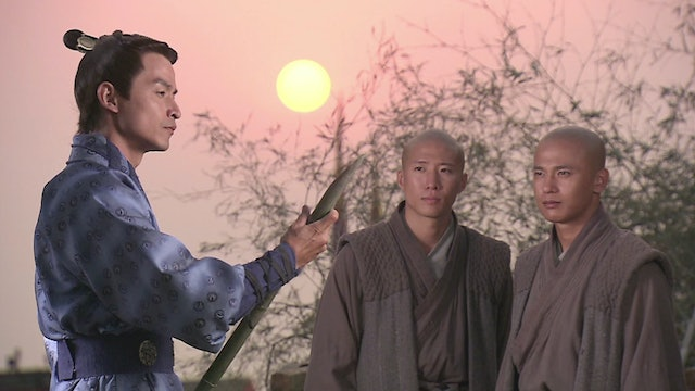 The Shaolin Warriors - Episode 09