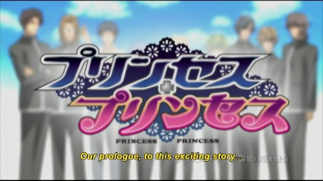 The All Boys School Princesses