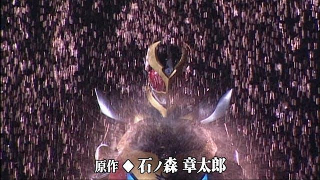 Kamen Rider Agito - Episode 8
