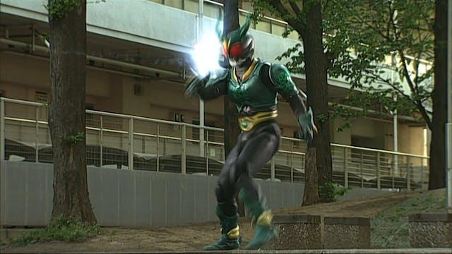 Kamen Rider Agito - Episode 18