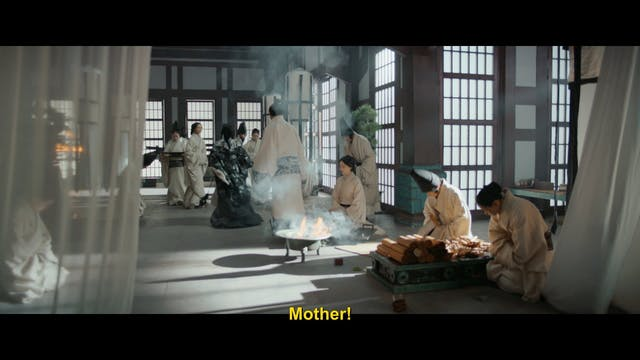 Legend of Hao Lan - Episode 58