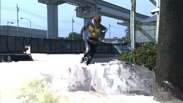 Kamen Rider Agito - Episode 22