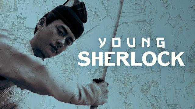 Young Sherlock