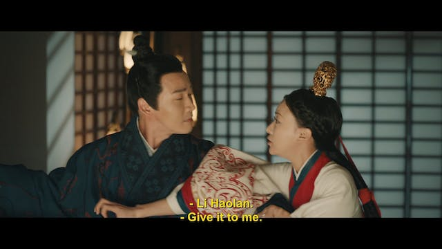 Legend of Hao Lan - Episode 9