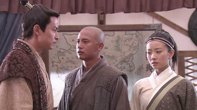 The Shaolin Warriors - Episode 18